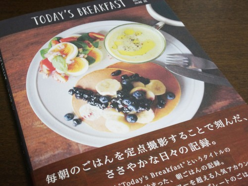 TODAY`S BREAKFAST