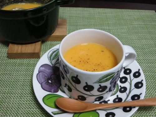 野菜たっぷりのポタージュスープ