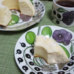 ふわっふわの優しい味「王妃のチーズスフレ」