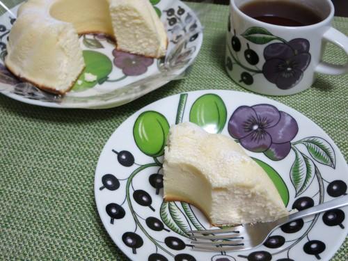 王妃のチーズスフレ